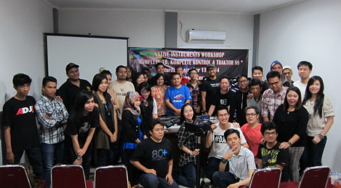 Workshop: Native Instruments