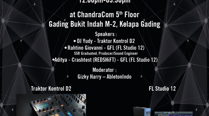 Workshop Native Instruments dan FL Studio