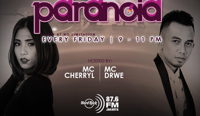 Interview HardRockFM; Paranoia