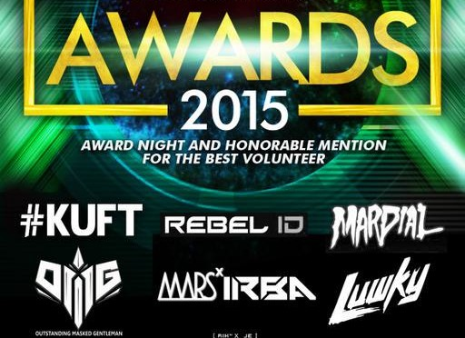 Video Teaser Award Night 2015