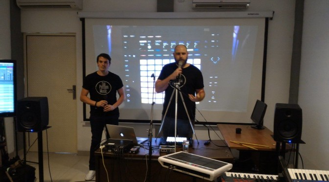 Ableton Live 9.5 and Push 2 Workshop