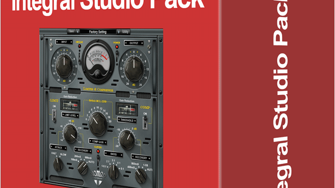 Integral Studio Pack 3