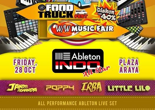 AbletonIndo All Star
